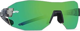 gloryfy unbreakable eyewear Unisex gloryfy Unbreakable (G9 Radical Transformer Energizer Green TRF) - 牢不可破的,运动,无框,太阳镜,灰色,成...