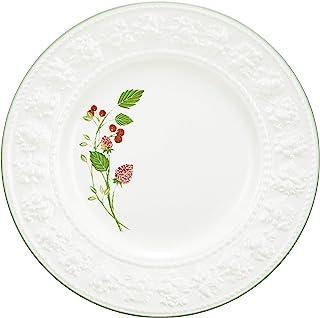 Wedgwood 覆盆子小花餐盘 Festivity欢宴系列 21cm 58951001238