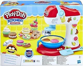 Hasbro 孩之宝 Play-Doh 培乐多 E0102EU4 厨房料理机 黏土 适用于富有想象力和创造力的游戏