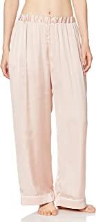 Gelato pique logo缎面长裤 PWFP202297 女士
