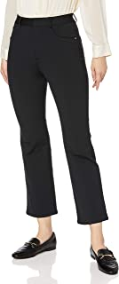 Cecile 裤子 蓄热内起绒 高张 半喇叭裤 高腰款 女士 MP-2414