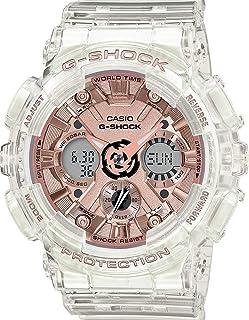 G-Shock 女 GMAS120SR-7AGMA-S120SR-7A Analog-Digital 树脂 Clear GMA-S120SR-7ACR watches