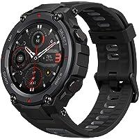 Amazfit T Rex Pro 运动手表*级设计,100 多种运动模式,10 ATM 防水,18 天电池寿命,GPS…