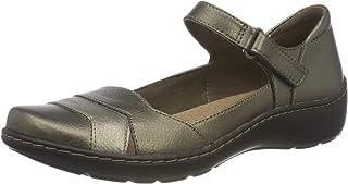 Clarks Cora Abby 女士乐福平底鞋