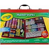 Crayola 绘儿乐 大师作品绘画礼盒套装,200多个作品,适合4、5、6、7岁儿童的礼物