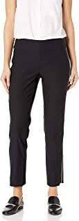 NIC+ZOE 女士链条抛光 Wonderstretch 长裤