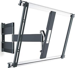 Vogel's 8395450 THIN 545 高级电视壁挂支架,超低调,超平滑全运动 180° 旋转和 20° 倾斜,适合 40-65 英寸电视,黑色