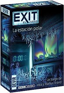Devir Exit 逃脱房间游戏