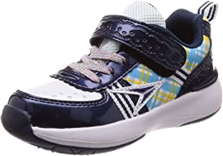 [瞬足] 运动鞋 上学用鞋 瞬足 轻量 厚底 乳白色 女孩 LEC 5780