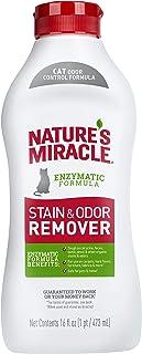 Nature's Miracle 去污和*猫 16 盎司(约 453.6 克),气味控制*,Pour