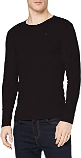 G-Star RAW 男士 基础款长袖T恤 1件装 Base R T L/S
