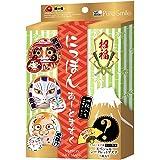 Pure Smile 招福日本艺术面膜 优惠装BOX(4种各一枚)