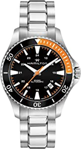 [HAMILTON]HAMILTON 手表 卡其色 机械式自动上弦 H82305131 男士 【正规进口商品】