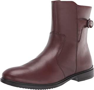 ECCO 女士 Touch 15 带扣靴 Hydromax 时尚