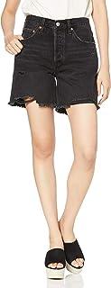 Levi's 李维斯 短裤 501(R) MID THIGH SHORT 女士