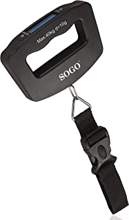 SOGO 行李秤,承重可达40千克