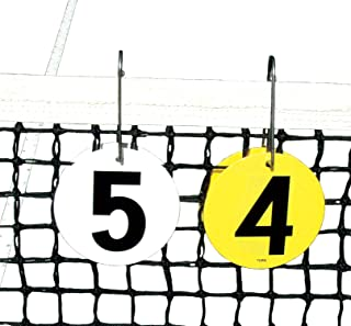 Tourna 便携式网球计分器,适用于网