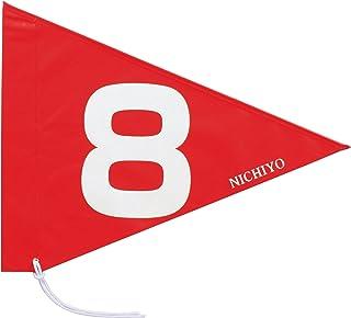 ニチヨー 牢固型旗红色 g3101