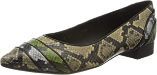Geox 健乐士女式 D Charyssa B 芭蕾平底鞋