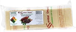 2磅。 Unrefined 优质可可油 - 食品级 - Kosher - Raw,* *可香味 - 用于奶油、乳液和棒、润唇膏、身体黄油和其他许多皮肤护理产品