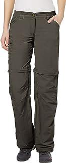 Vaude Farley IV zip pants Ladies ZO green