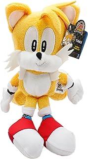 Jazwares Sonic 刺猬毛绒 - 9 英寸经典尾巴