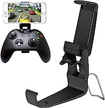 Jovitec 2 件装可折叠控制器夹手机塑料支架智能手机游戏夹适用于 Xbox One 控制器