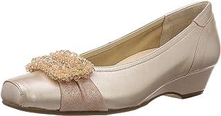 [丽姿 拉菲尼] 3E 低跟坡跟宝石浅口鞋 RRLF02001 女款