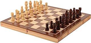 Kangaroo 折叠木制象棋套装 带磁铁开合