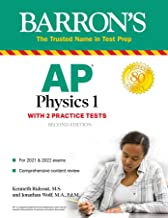 AP Physics 1: With 2 Practice Tests (Barron's Test Prep) (English Edition)