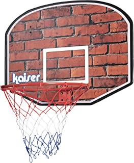 Kaiser(Kaiser) 篮子 板 80 KW-579 内径42cm 拉伸五金件 壁挂 休闲 家庭运动