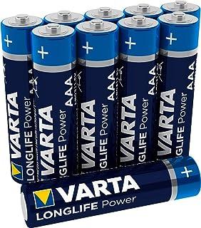 Varta 11500406 - 电池 Energy LR6 / AA Lr03 AAA Micro 10er Pack