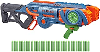 NERF Elite 2.0 Flipshots Flip-32 玩具枪,带 32 个飞镖枪,可翻转到火力加倍,32 个飞镖容量,32 个 Elite 飞镖