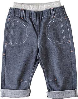 10mois 有机牛仔裤 [対象] 12ヶ月 ~ 18ヶ月 藏青色 80㎝