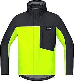 GORE Wear 男士防水连帽自行车夹克,GORE Wear C3 GORE Wear -TEX Paclite 连帽夹克,100036