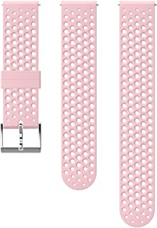 Suunto 颂拓 表带,20毫米,硅胶,Sakura Steel- Athletic,S+M:120-230毫米