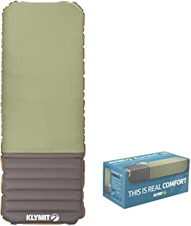 KLYMIT KLYMALOFT 睡垫,革命性空气 + 泡沫设计,超厚 5 英寸(约 12.7 厘米),蓬松*泡沫舒适,露营、旅行、背包、*您的空气床垫