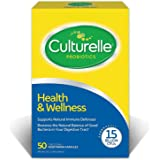 Culturelle 康萃乐 Pro-Well 每日益生菌补充剂-经验证的有效益生菌-150亿CFU-50粒素食胶囊