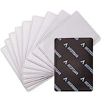 Avery Barn 10 件装磁性相框冰箱透明照片口袋套适用于冰箱、储物柜、办公柜 - 强力磁铁,易于插入,灵活,防碎…