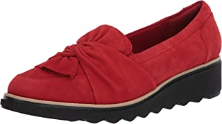 Clarks Sharon Dasher 女子轻便乐福鞋