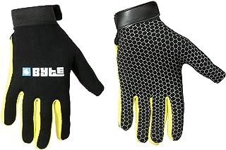 Byte SKINFIT Field Hockey Gloves * 黄色