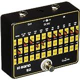 Caline USA,CP-24 10-Band EQ 均衡器吉他效果踏板