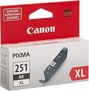 Canon Ink CLI-251 BK XL Individual Ink Tank