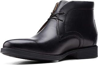 Clarks 男士 Whidon 中筒靴
