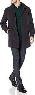 Calvin Klein 卡爾文·克萊恩 MEELR7AT0008 男士單排扣3/4長雨衣外套
