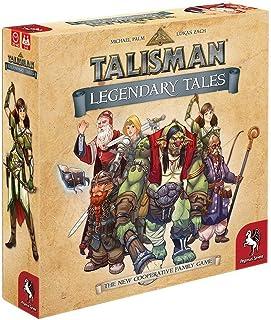 Talisman Legendary Tales Adventure Strategy Board Game Pegasus Spiele PES56100E