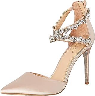 Badgley Mischka 女士 Jazmine 高跟鞋