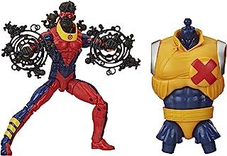 Hasbro 孩之宝 Marvel 漫威传奇系列系列 6 英寸(约 15.2 厘米)Marvel 漫威的太阳斑手办,高级设计和 2 个配件