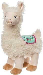 Mary Meyer 10 英寸柔软玩具,~ 百合一羊