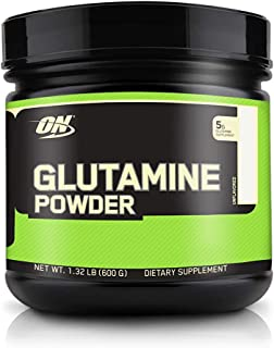 OPTIMUM NUTRITION L-Glutamine Muscle Recovery Powder, 600g